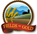 Small circular logo showing a field with shafts of wheat